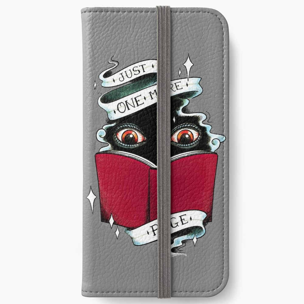 One More Page iPhone Wallet