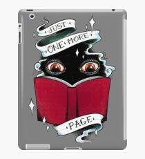 One More Page iPad Case/Skin