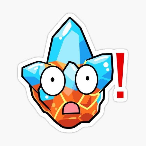 Crystal! Sticker