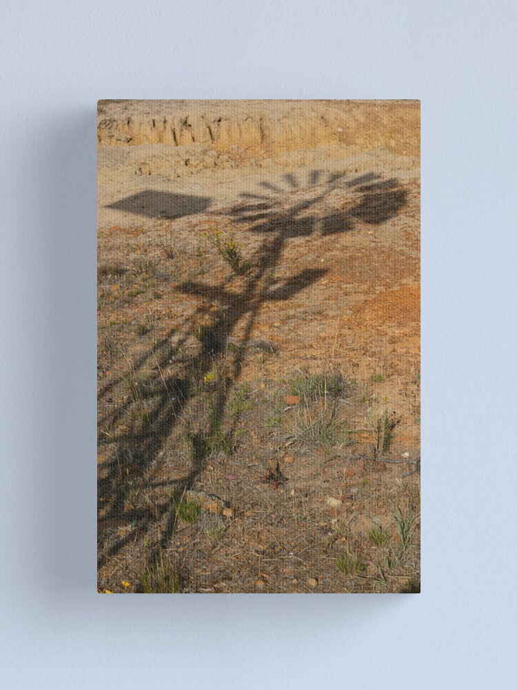 Alternate view of Drought Canvas Print