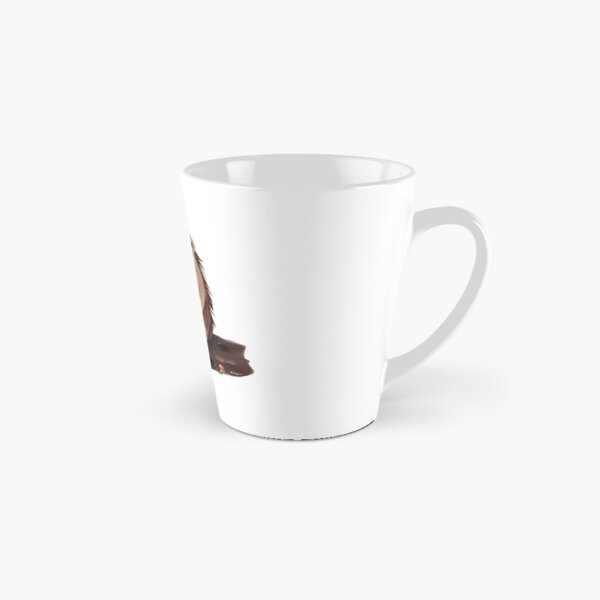 Morning Hedgehog Tall Mug