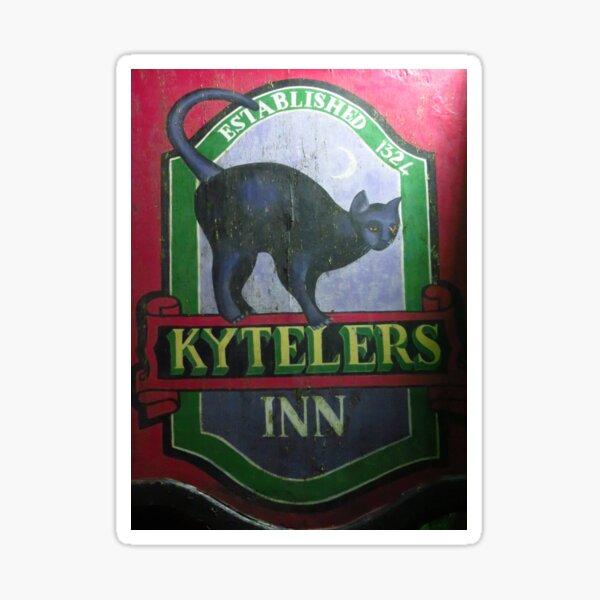 Kytelers Inn, Kilkenny, Ireland Sticker