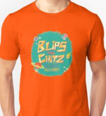 Blips and Chitz // Rick and Morty T-Shirt