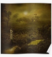 piero and the amber dawn Poster