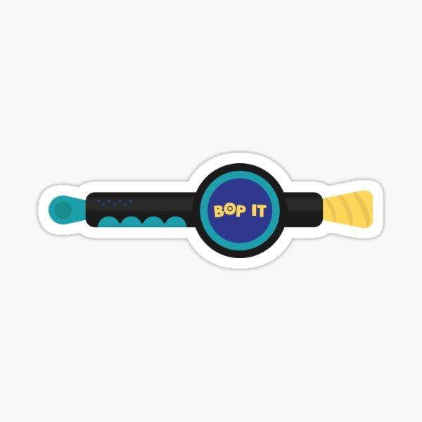 Simplee Stickers: Bop It Sticker