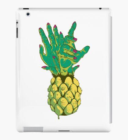 Zombie Pineapple #2 iPad Case/Skin