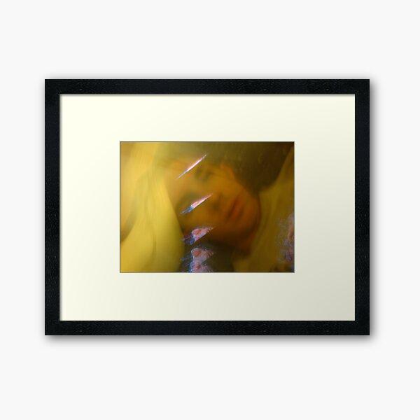 Transmissions Received Framed Art Print