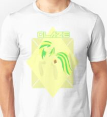 Minimalist Glaze Design T-Shirt