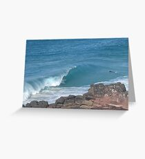 slotted  Greeting Card