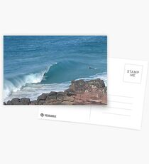 slotted  Postcards