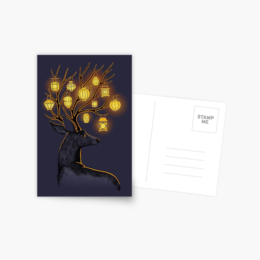 Dream Guide Postcard