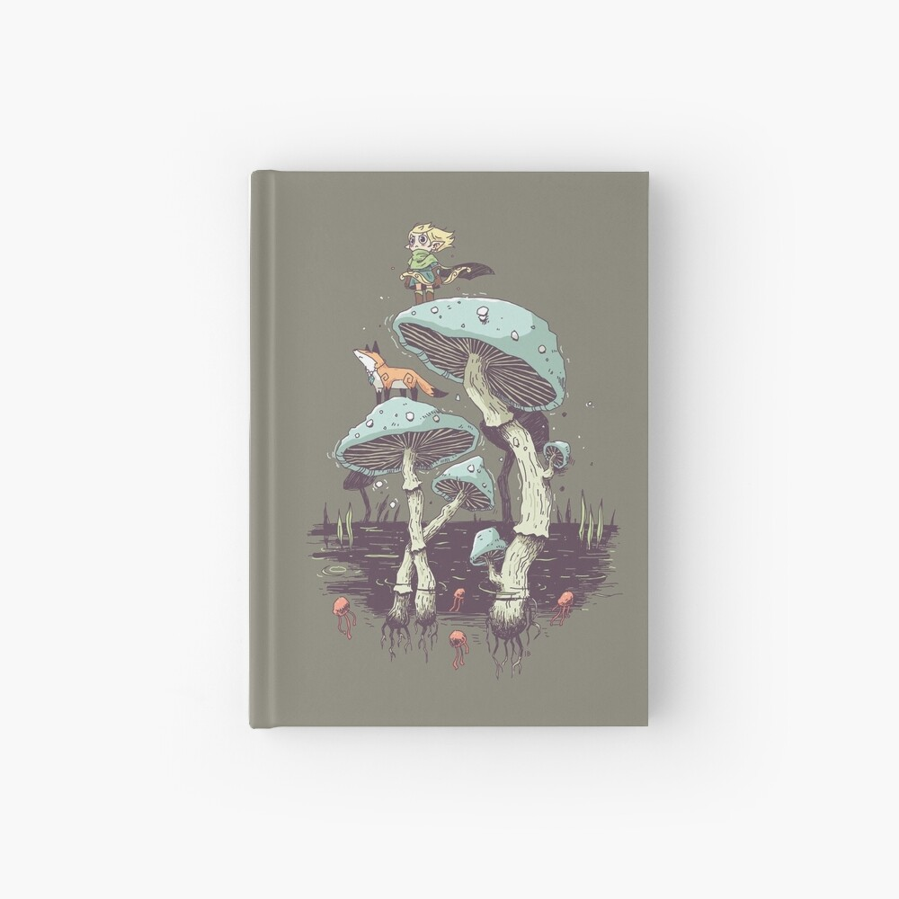 Elven Ranger Hardcover Journal
