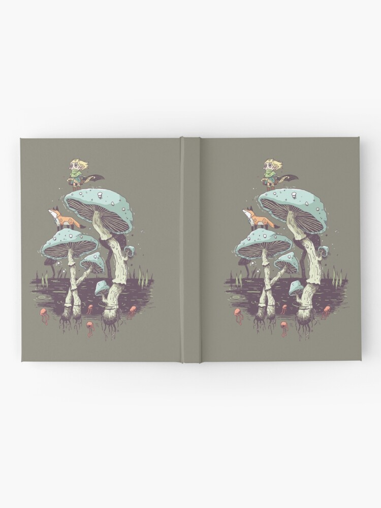 Alternate view of Elven Ranger Hardcover Journal