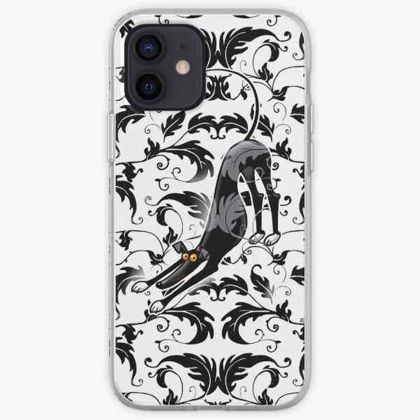 Arts & Crafts Bowdown Hound iPhone Soft Case