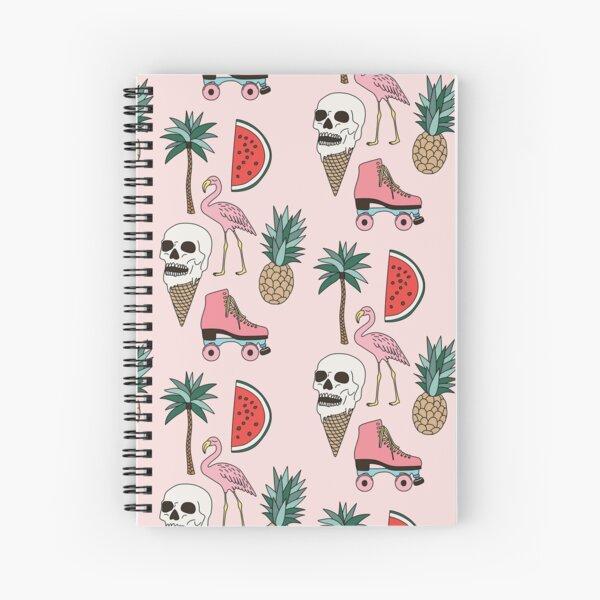 Summer by Elebea Spiral Notebook