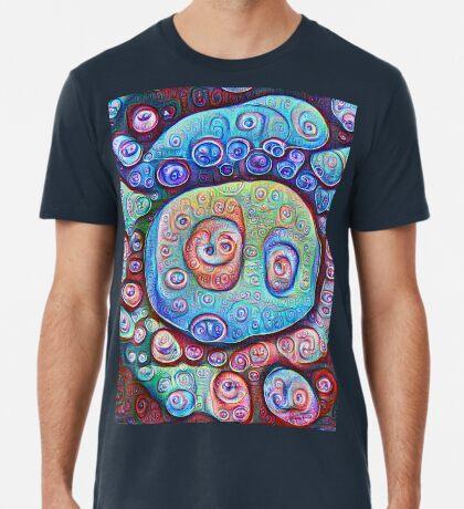 #DeepDream Ice Premium T-Shirt