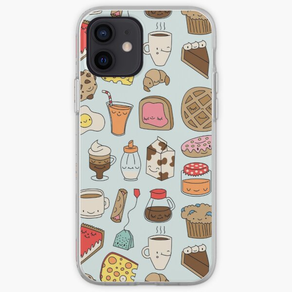 Brunch by Elebea iPhone Soft Case