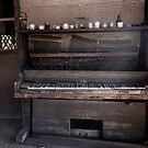 The Old Piano by robcaddy