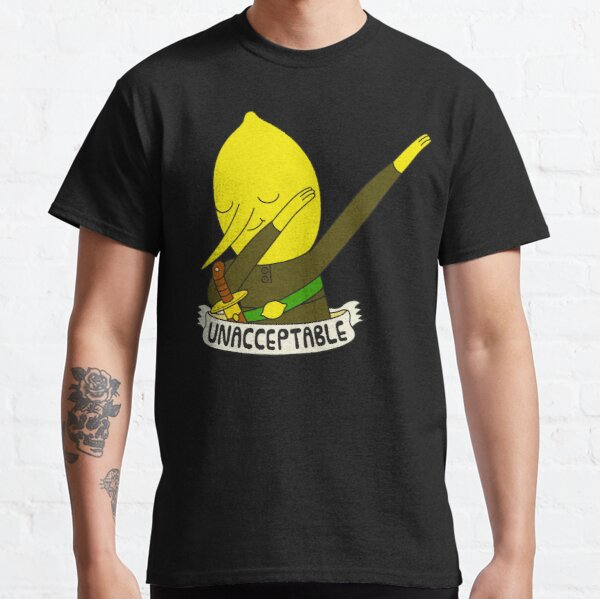 Lemongrab Dab Classic T-Shirt