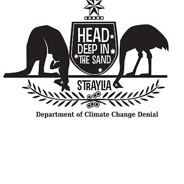 Department of Climate Change Denial by glitchScatter