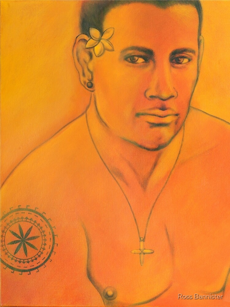 Rahiti - Sunrise Man by Ross Bannister