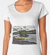 River Bank Premium Scoop T-Shirt