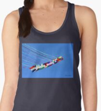 Dip and Dive, Wild and Free Women's Tank Top