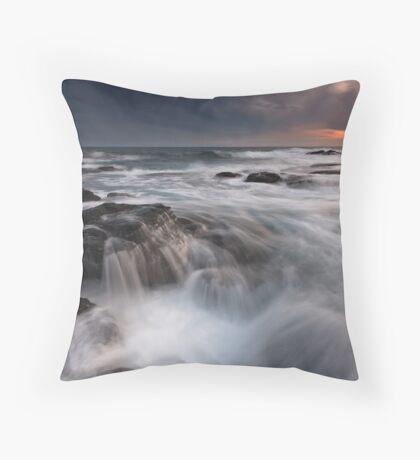 Unrelenting Throw Pillow