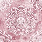 ROSE LIGHT MANDALAS FOR JULY by nikamartinez