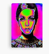 Pop Art fashion Canvas Print