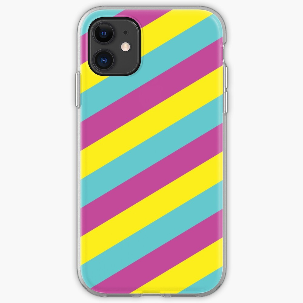 Simplee Stripes: Design 1 of 9 iPhone Case & Cover