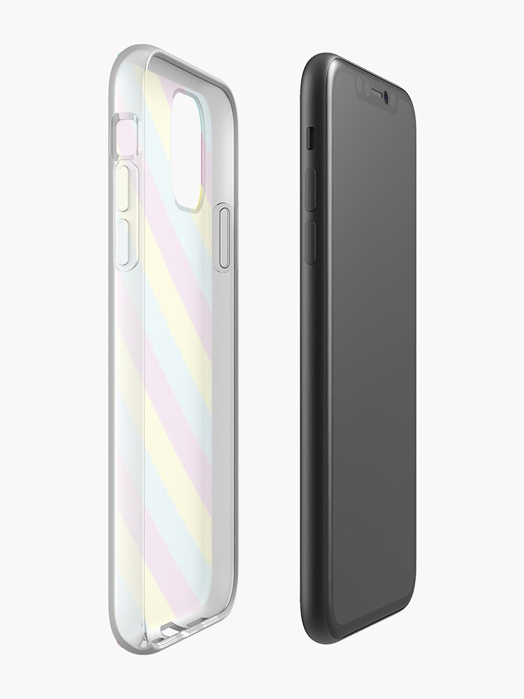 Alternate view of Simplee Stripes: Design 1 of 9 iPhone Case & Cover