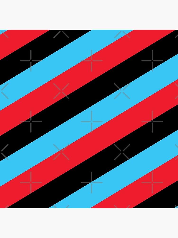 Simplee Stripes: Design 5 of 9 by SimpleeShop