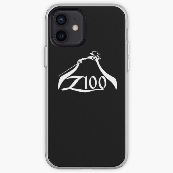 Zorro - 100 iPhone Soft Case