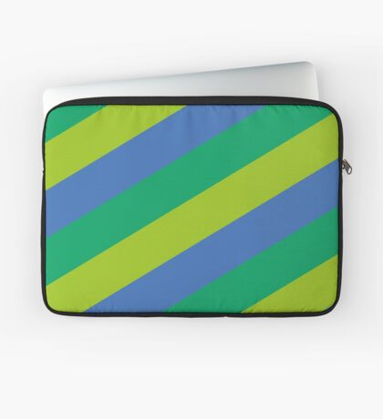 Simplee The Best: Stripes 3 - Laptop Cover Laptop Sleeve