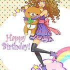 Happy Birthday von Hikaru Yagi
