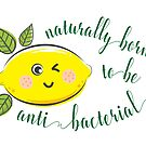 Naturally born to be Anti-Bacterial by Meltingpanda