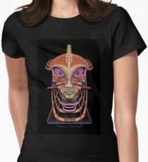 Pleiadian Messenger Women's Fitted T-Shirt