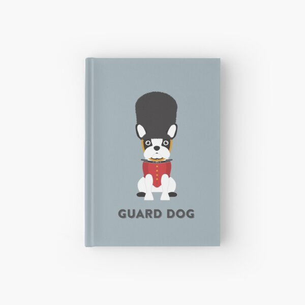 Simplee The Best: Guard Dog - Hardcover Journal  Hardcover Journal