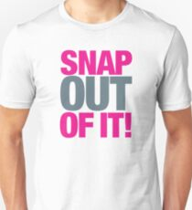 Moonstruck - Snap out of it! Slim Fit T-Shirt