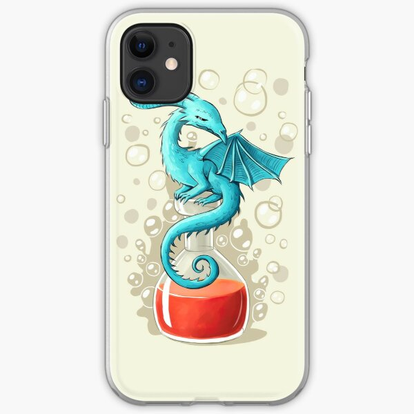 Dragon Potion iPhone Soft Case