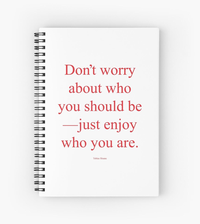 Tobias Sloane Quote Series 3 by Steve Leadbeater