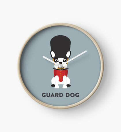 Simplee Random: Guard Dog Clock
