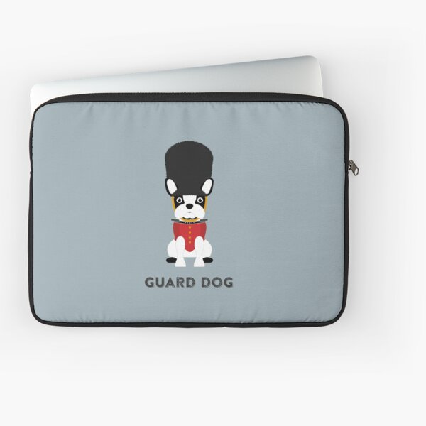 Simplee Random: Guard Dog Laptop Sleeve