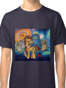 Doctor Whooves - Galaxy Classic T-Shirt