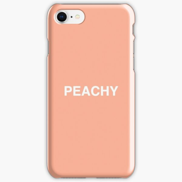 peachy  iPhone Snap Case