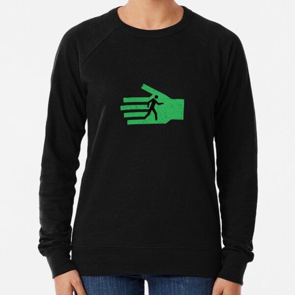 Help Is Here Lightweight Sweatshirt