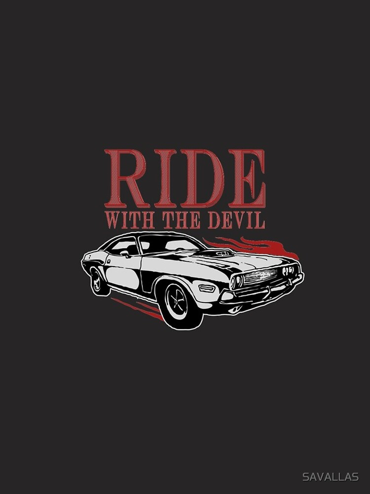 Ride With The Devil von SAVALLAS