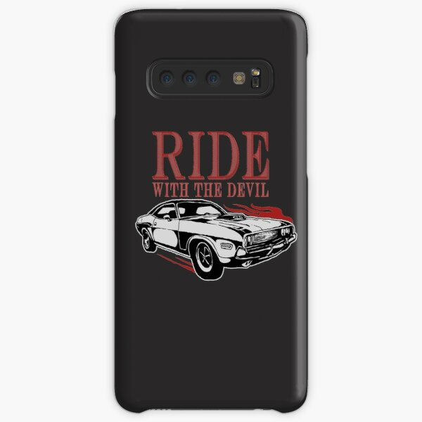 Ride With The Devil Samsung Galaxy Snap Case