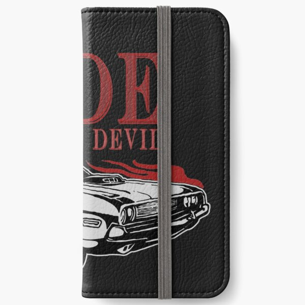 Ride With The Devil iPhone Wallet